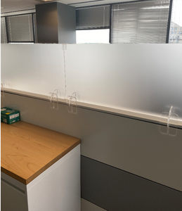 OFFICEWALLZ Furniture Panel Extension