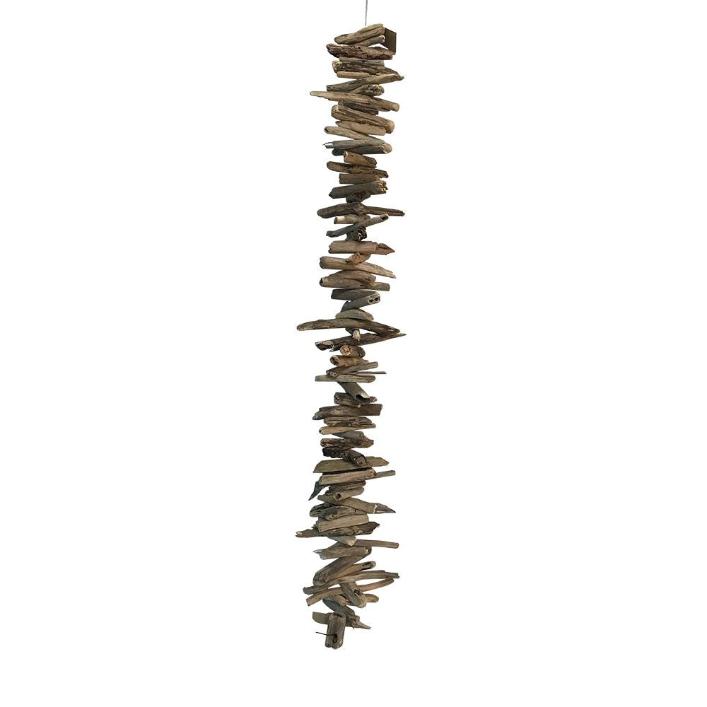 Vie Naturals Driftwood Mobile, 100cm Hanging Height