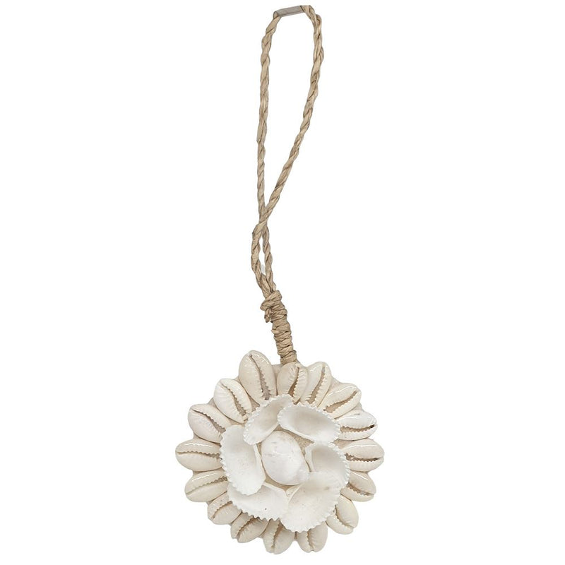 Vie Naturals Handmade SeaShell Hanging Ornament,12cm