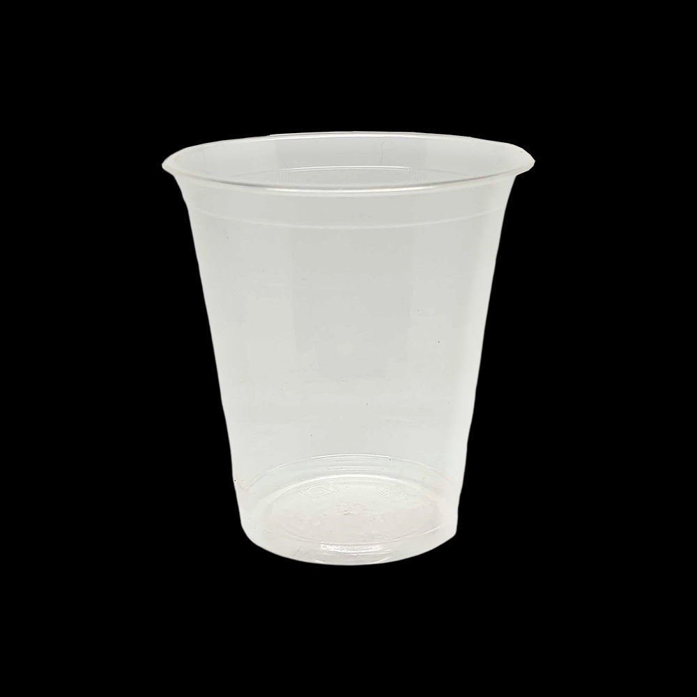 Vie Gourmet 9 Oz Compostable Cold Cup, Food Service by Global 1st