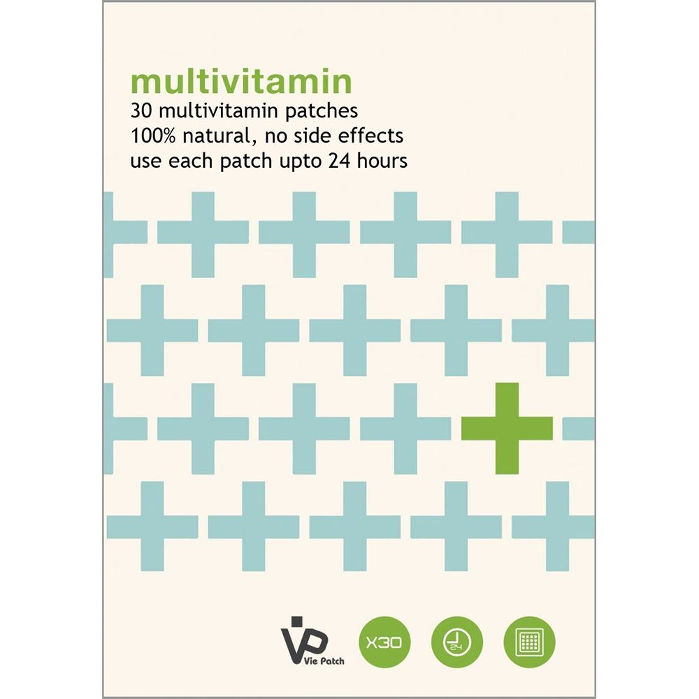 Vie Healthcare Multivitamin Patches