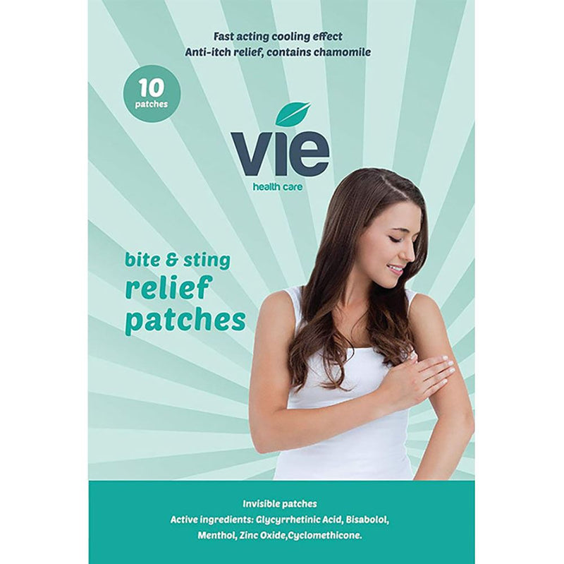 Vie Healthcare Bite & Sting Relief Patches