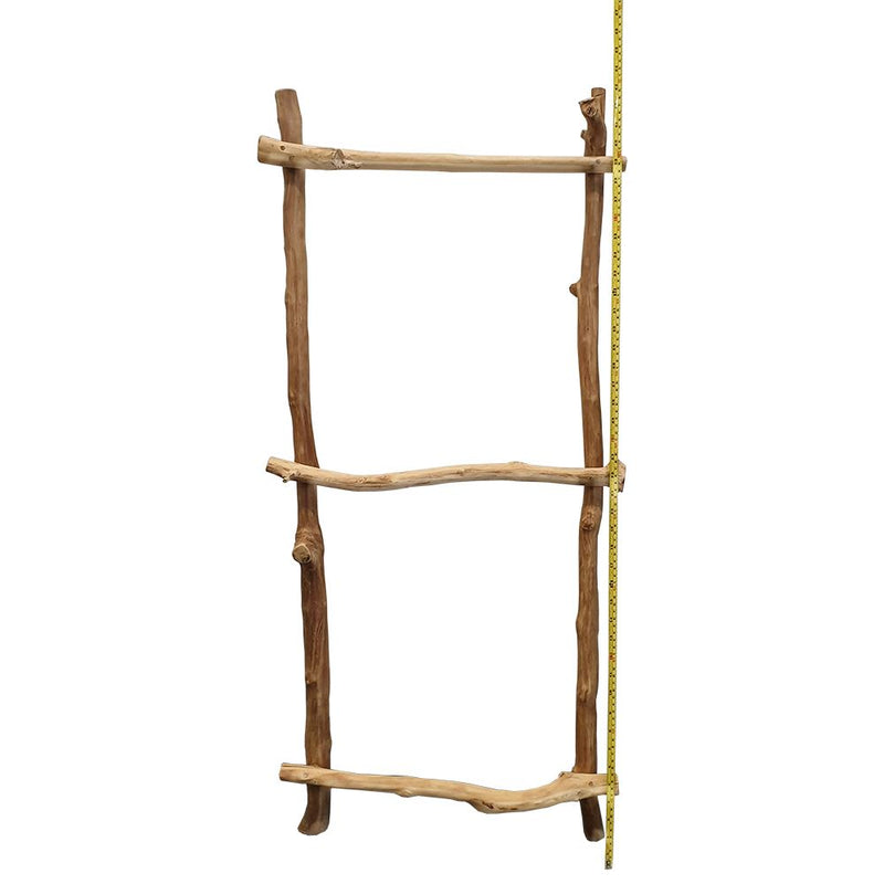 Vie Rustic Natural Ladder