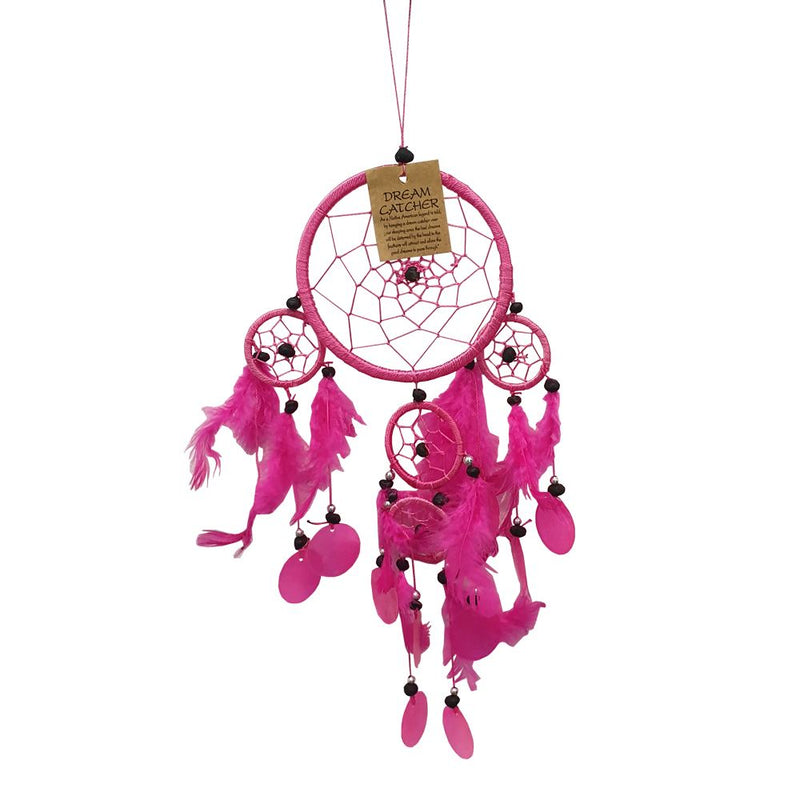 Vie Naturals Capiz Dream Catcher, 12cm