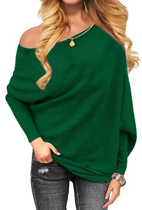 Valuedshoes Knitted Loose Pullovers Sweater