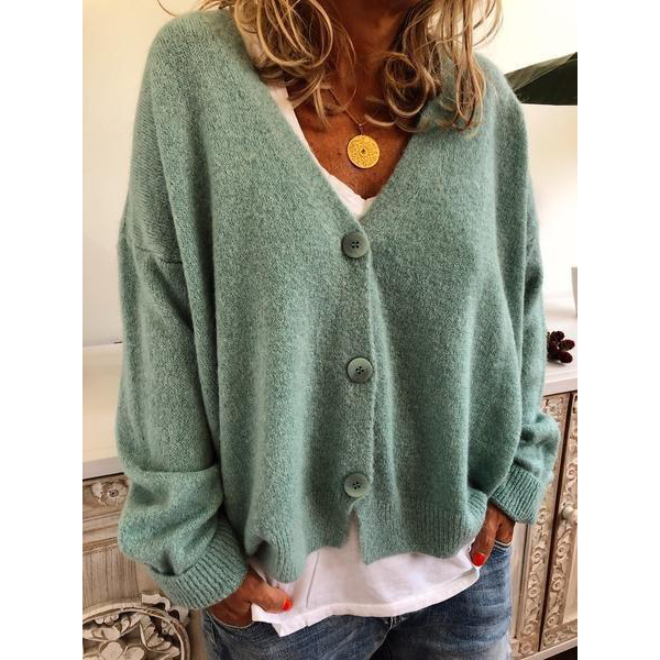 Valuedshoes Fall Colorful Casual Sweater