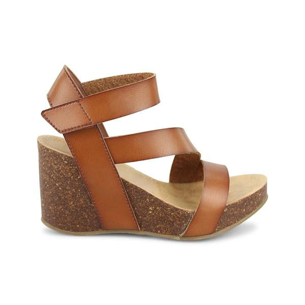Valuedshoes Hapuku Wedges Sandals