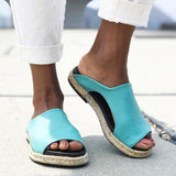 Valuedshoes Summer Casual Comfy Slip On Sandals