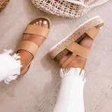 Valuedshoes Women Casual Espadrille Platform Sandals