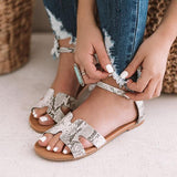 Valuedshoes Stylish Daily Low Heel Sandals