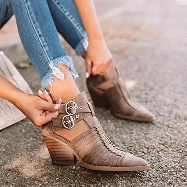 Valuedshoes Street Fashion Arabella Boots