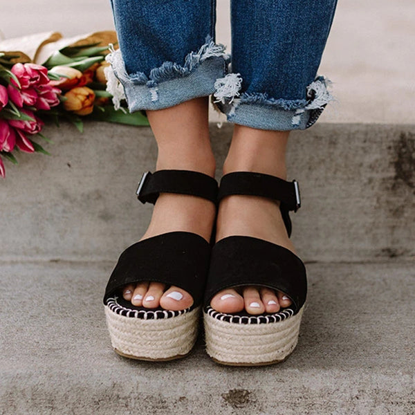 Valuedshoes Brighton Beach Espadrille sandals