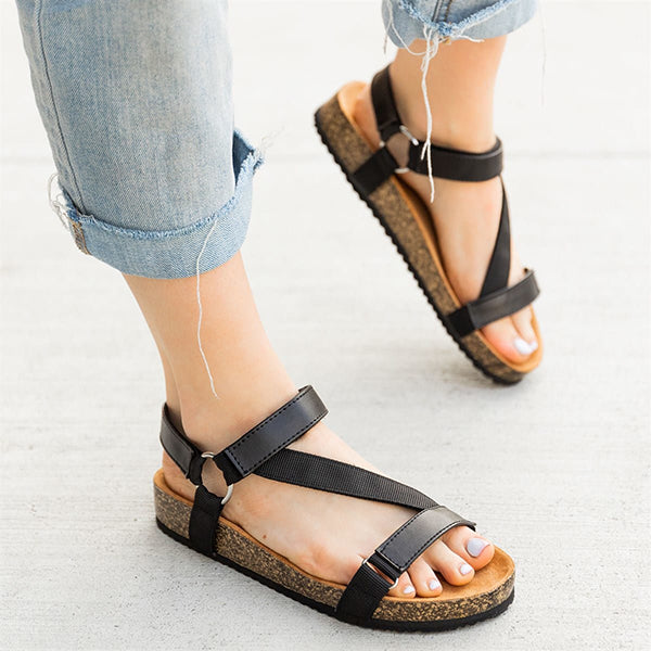 Valuedshoes Trendy Z Strapped Sandals