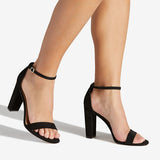 Valuedshoes Women Classic Heeled Sandals