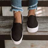 Valuedshoes Women Faux Suede Sneakers