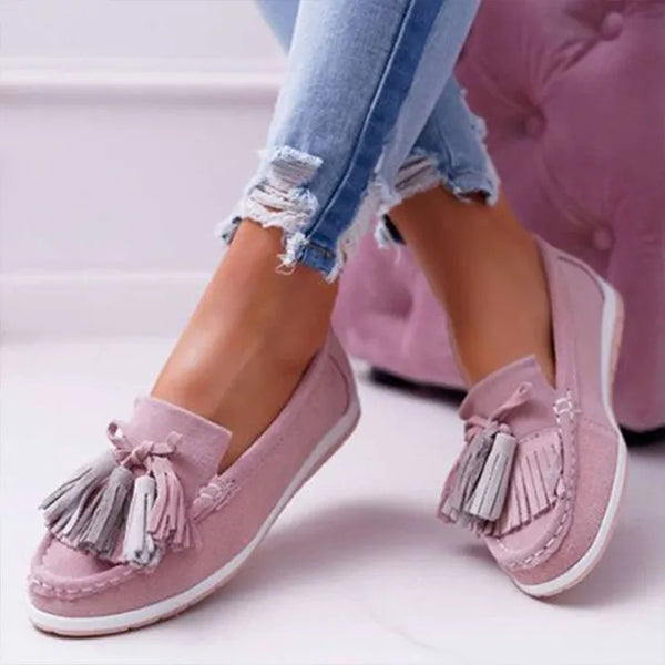 Valuedshoes Holiday All Season Flat Heel Sneakers
