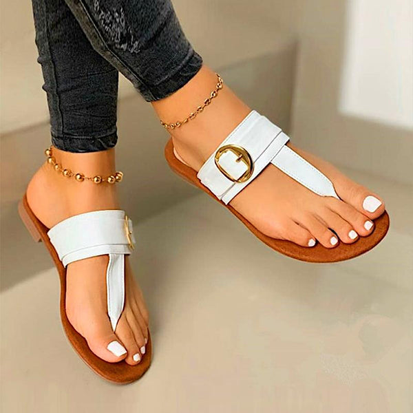 Valuedshoes Daily Casual Slip-On Sandals