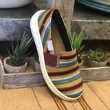 Valuedshoes Color Block Canvas Sneakers