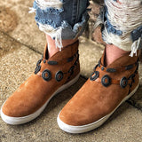 Valuedshoes Flat Heel Casual Sneakers