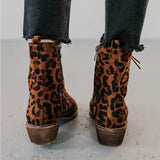 Valuedshoes Women Zipper Boots