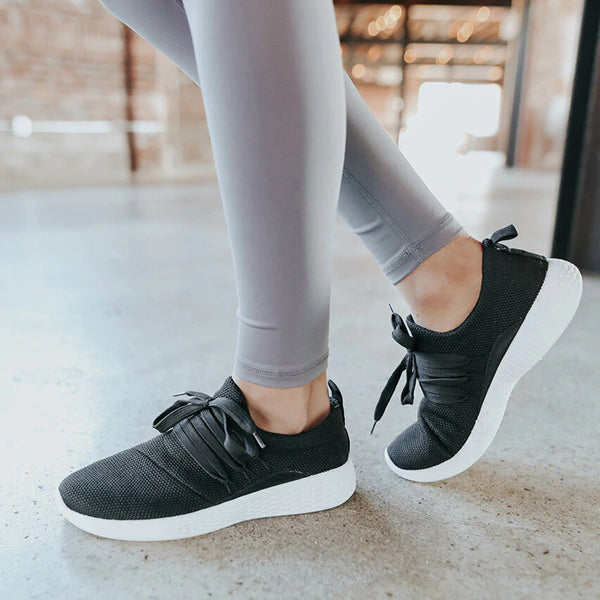 Valuedshoes Morning Run Lace Up Sneakers
