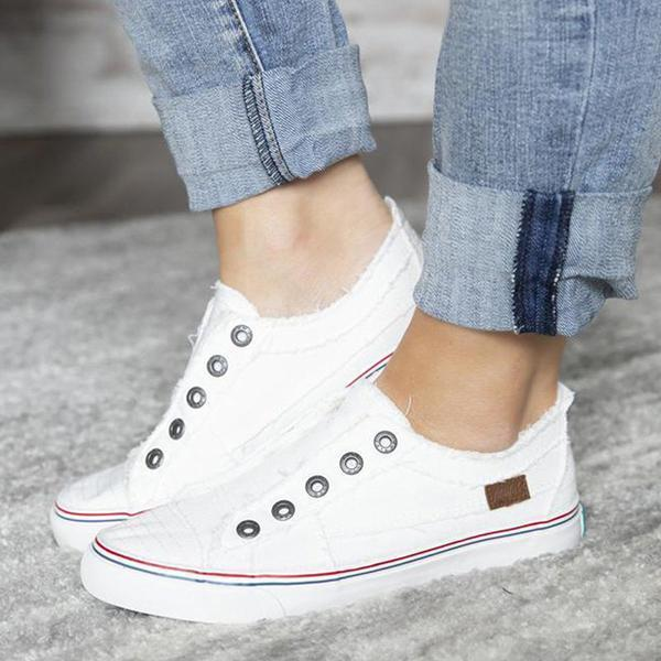 Valuedshoes Laceless Slip-On Sneaker