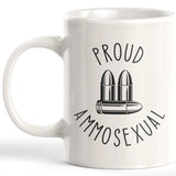 Proud Ammosexual Coffee Mug