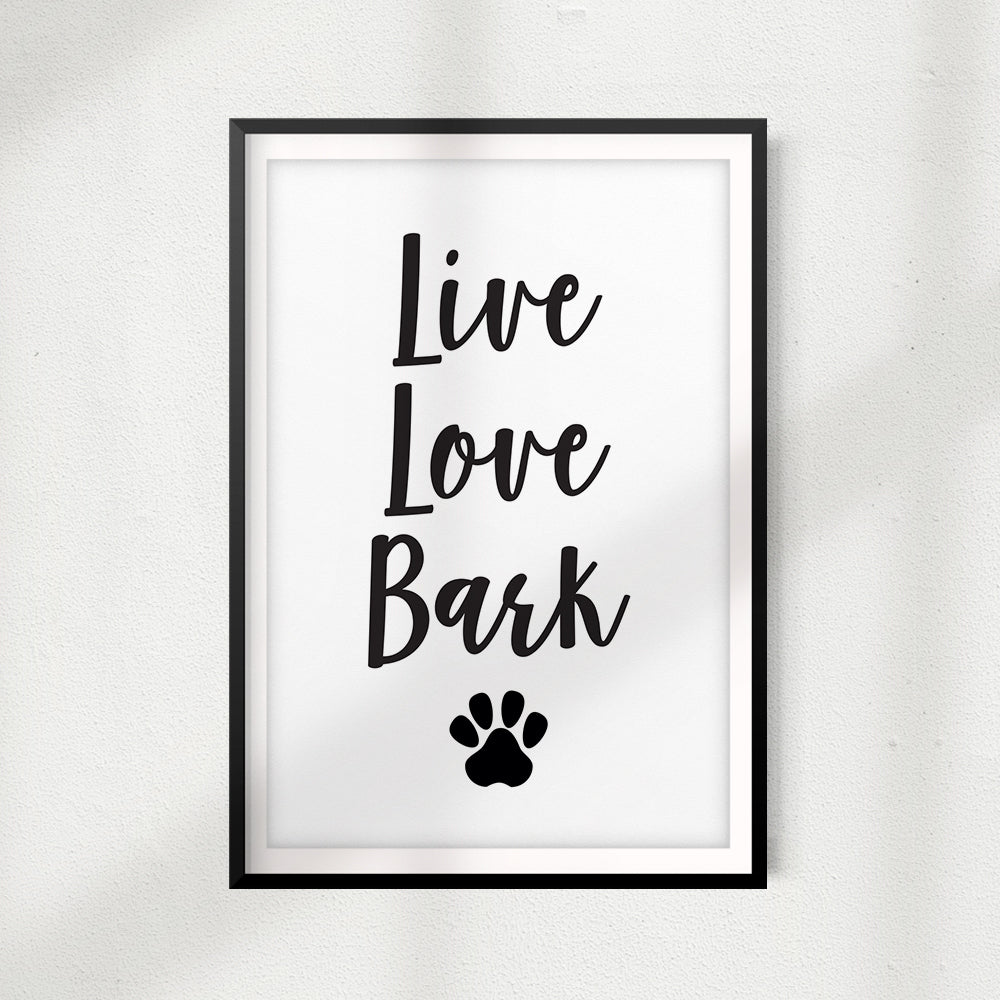 Pet Prints Wall Art