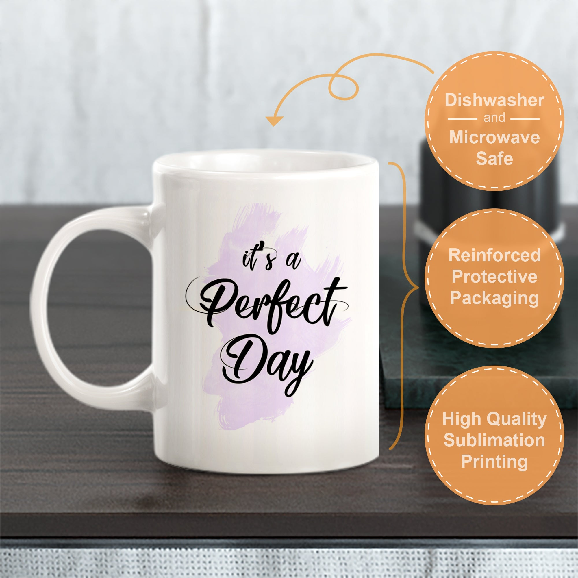 It's A Perfect Day Coffee Mug