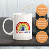 Good Vibes Coffee Mug