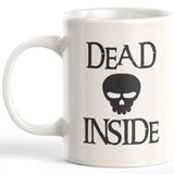Dead Inside Coffee Mug