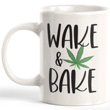 Wake & Bake Coffee Mug