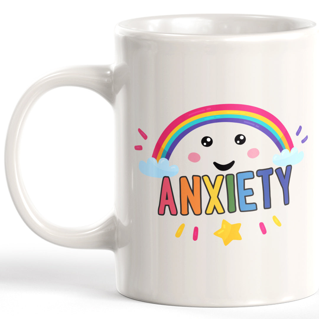 Anxiety Coffee Mug
