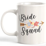 Bride Squad Coffee Mug