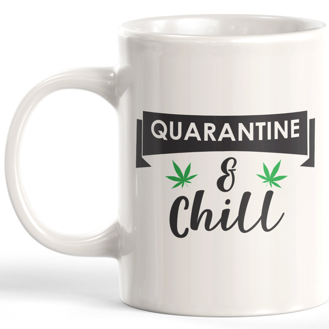 Quarantine & Chill Coffee Mug