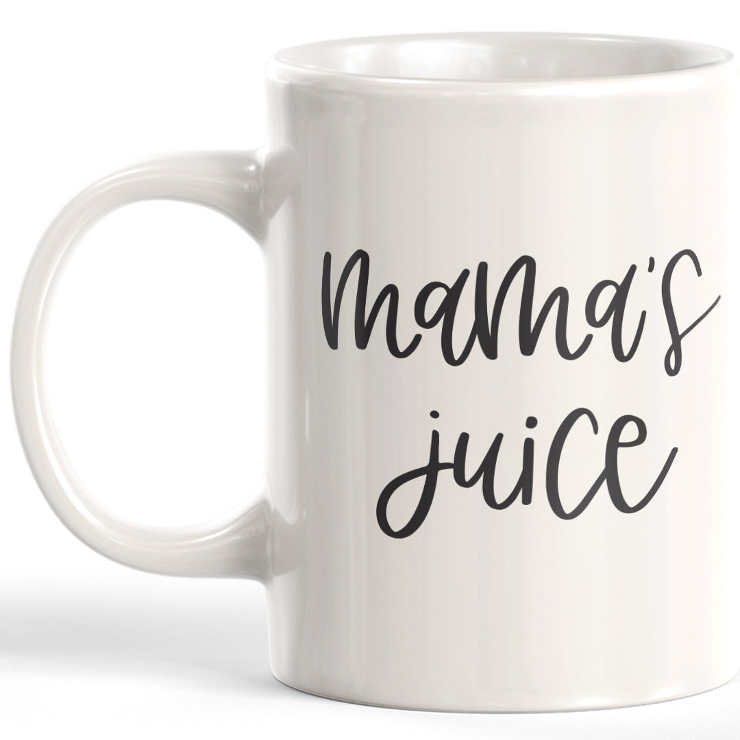Mamas Juice Coffee Mug