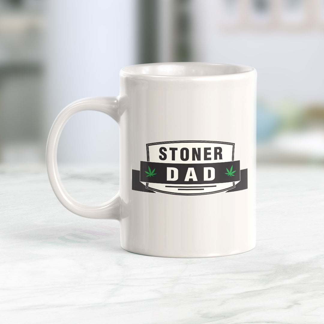 Stoner Dad Coffee Mug