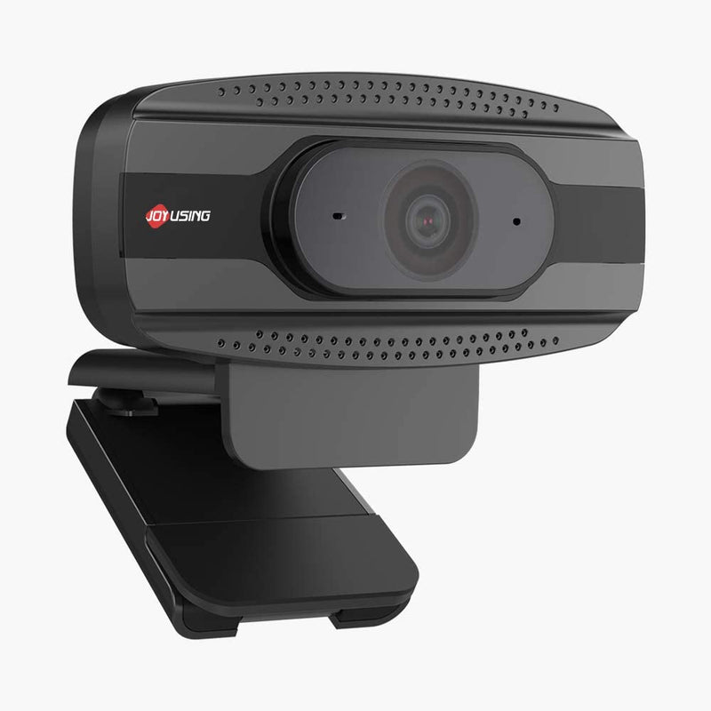 JOYUSING 2K Quad HD Webcam with Microphone, 5MP USB Web Camera for Online Classes, Meetings, Live Streaming on Zoom/Skype/YouTube