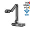 JOYUSING V500W 8MP Document Camera with WIFI/USB/VGA/HDMI Four Connection Modes, A3 Book Scanner with 7200mAh battery