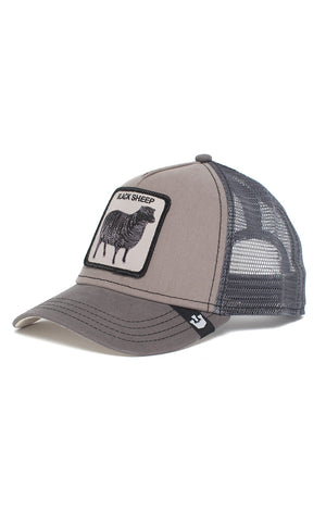 Goorin Bros - Trucker Cap - Black Sheep - beige - side view - Partisan, Parkhurst, Johannesburg