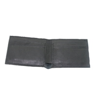 Deluxe City Wallet - Black