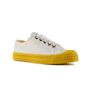 Novesta Star Master Low Top Sneaker - Yellow Sole - Partisan, Parkhurst