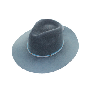 Goorin Bros - Country Boy - Navy - Wide Brim Fedora - Partisan, Parkhurst, JHB