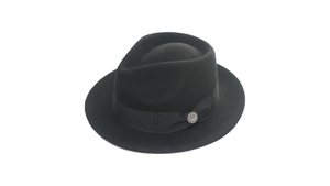 Goorin Bros - Mr Paxton - Colour Black - Felt Fedora - Partisan Shop, Parkhurst, JHB
