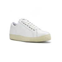 Itoh Ecru White - Leather Sneaker