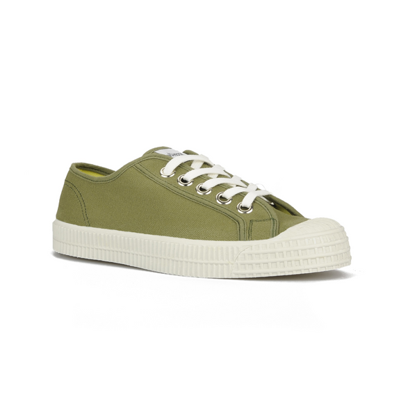 Novesta Star Master 42 Low Top Sneaker - Military - side view - Partisan, Parkhurst