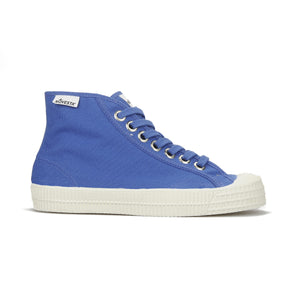 Novesta High Top Sneaker - Azure Blue - Partisan, Parkhurst, Johannesburg - side view