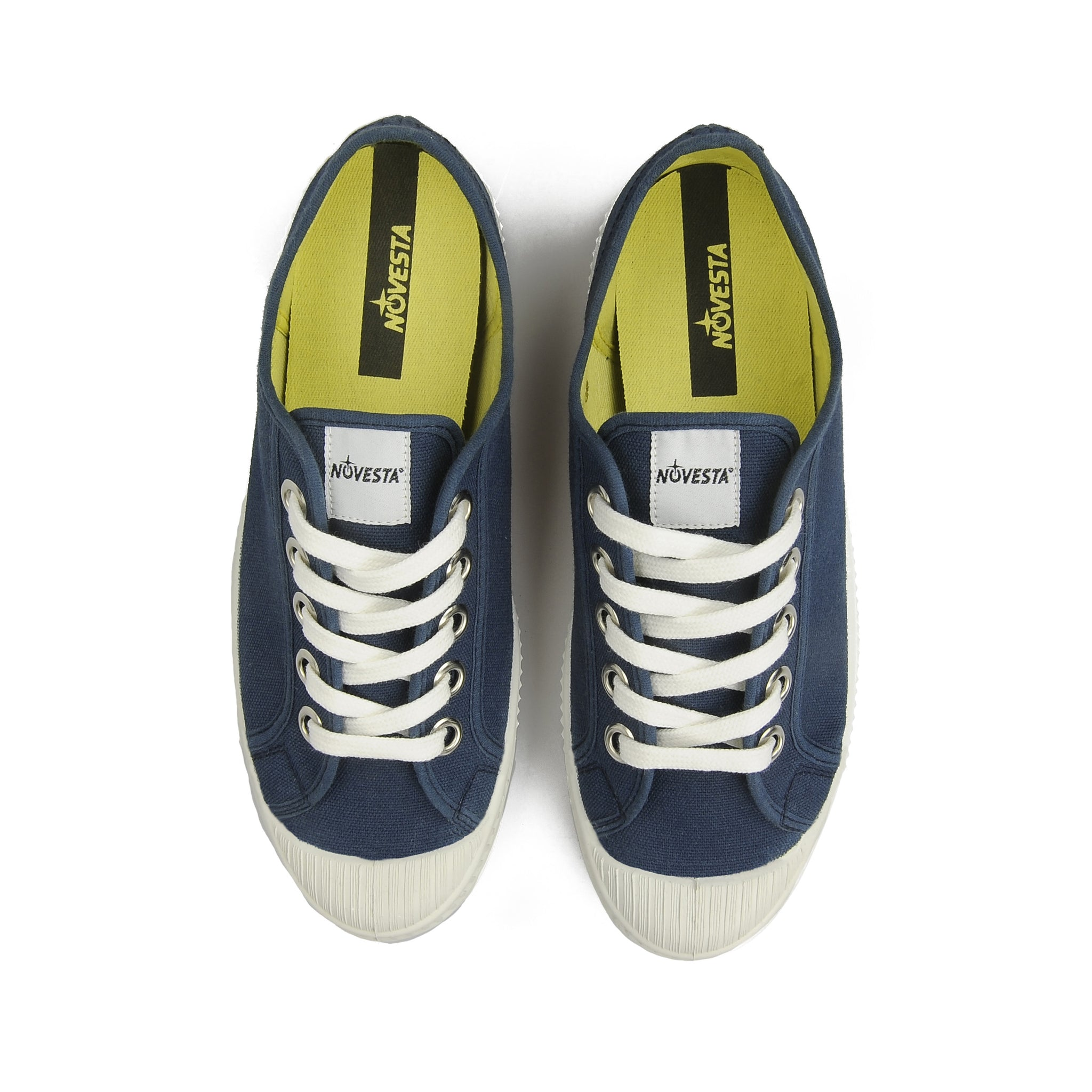 Novesta Star Master 91 Low Top Sneaker - India - Partisan, Parkhurst - aerial view