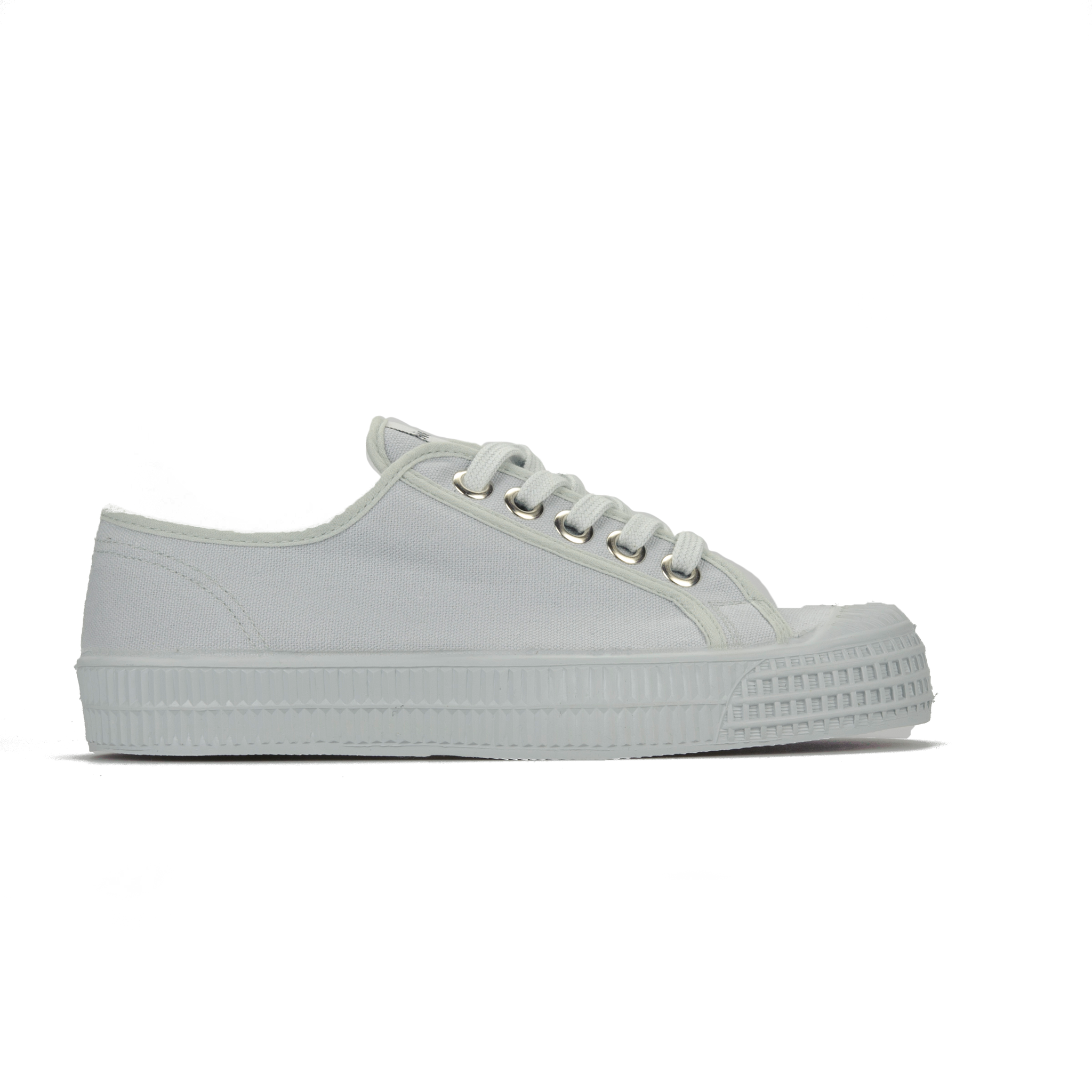 Novesta Star Master Low Top Sneaker - Mono Grey - Unisex - Partisan, Parkhurst, Johannesburg - side view