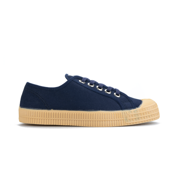 Star Master Low Top Sneaker - Navy/Transparent